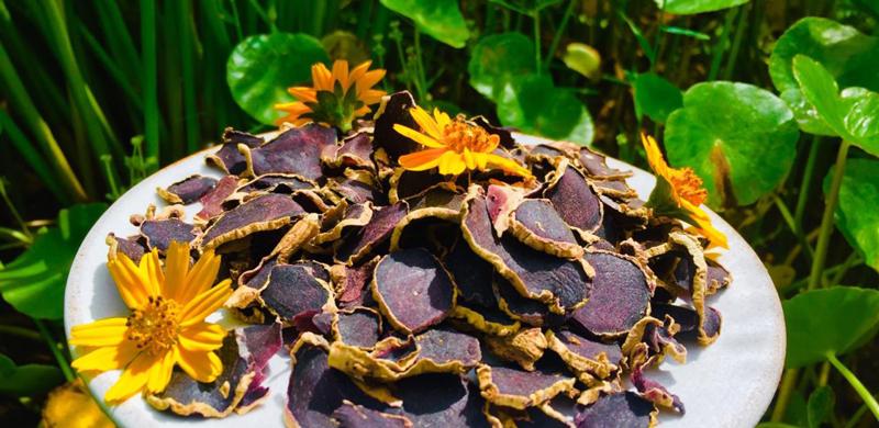 Kampot ginger